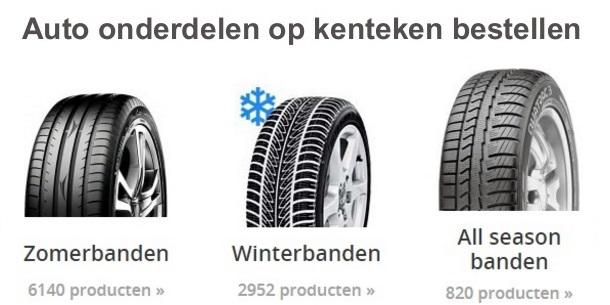 All Weather Season Banden Winterbanden Duitsland Verplicht