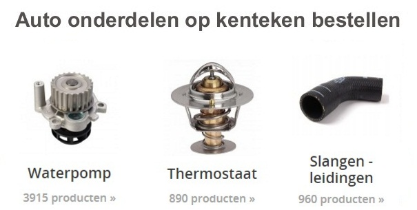 Thermostaat auto vervangen kosten