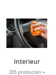 interieur auto schoonmaken reinigen